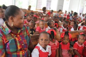 1. Advent – bei uns und in Haiti