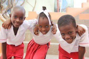 2. Advent bei uns und in Haiti