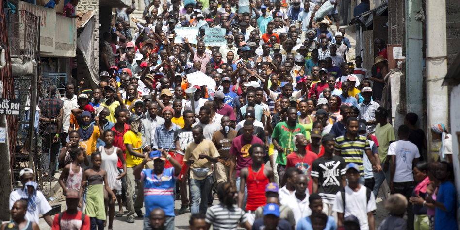 Port-au-Prince_steuerpolitik