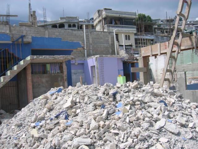 12. Januar 2018 – das Jahr acht nach dem Erdbeben…