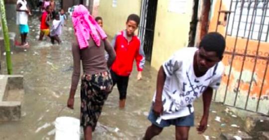 12. Oktober 2018 – Ortszeit Haiti