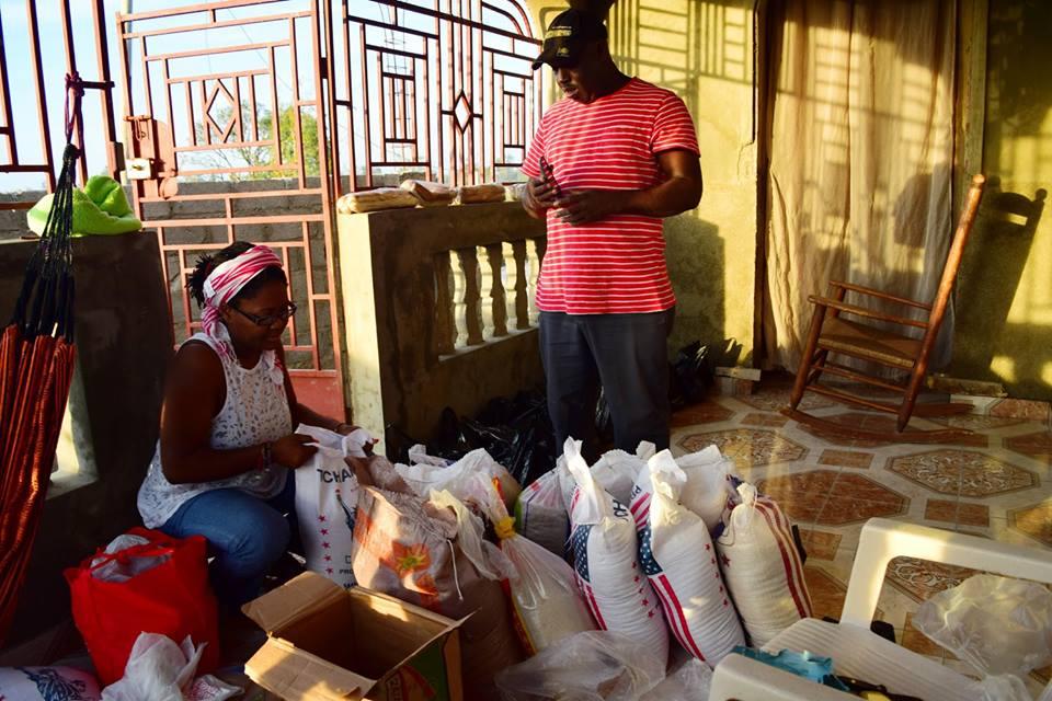 Haiti Hurrikan Matthew Zerstörung
