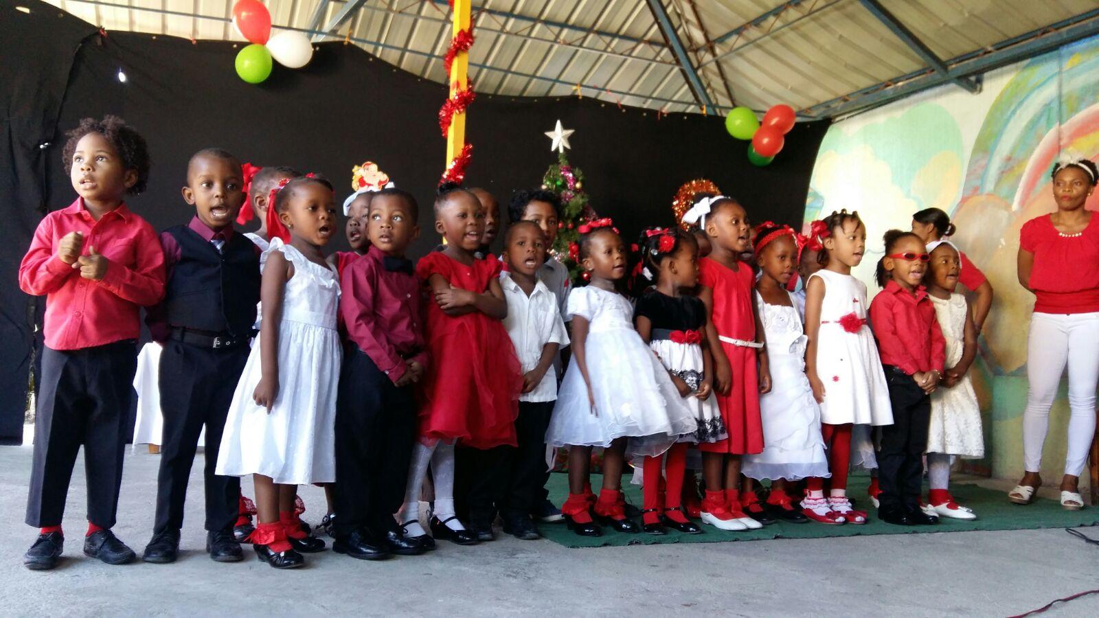 Haiti Weihnachten-1