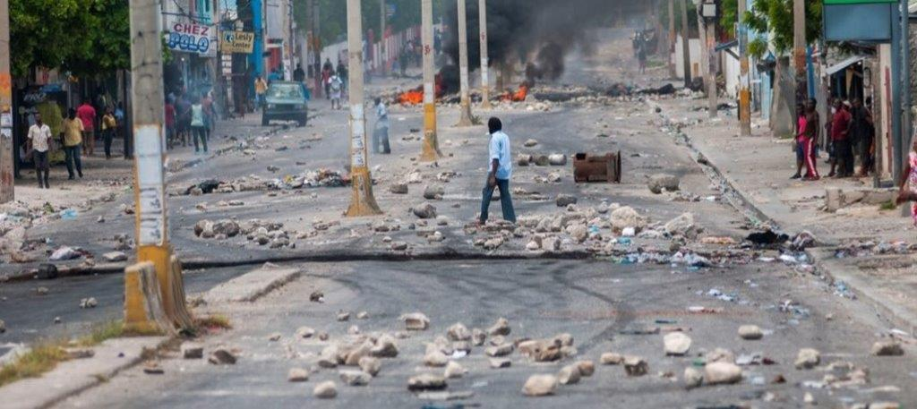 28. November 2019 – Ortszeit Haiti